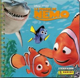 Le Monde de Nemo - Pocket (Disney, Pixar) Panini 2003 France