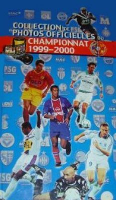 Collection de Photos Officielles du Championnat 1999-2000