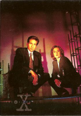 The X Files - Trading Cards - Saison 2