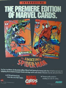 The Amazing Spider-Man - Cards
