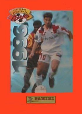 Official Football Cards 1996