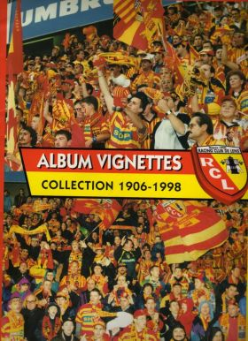 Racing Club de Lens - Collection Officielle 1906 - 1998