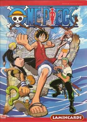 One Piece - Lamincards - France