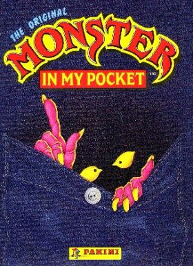 The Original Monster in my Pocket - Panini