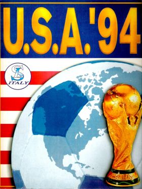 USA 94 - World Cup / Coupe du Monde (Service Line)