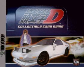 Initial D - Card Game