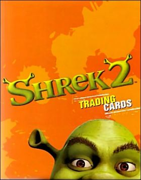 Shrek 2 - Trading Cards