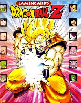 DragonBall Z - Lamincards - France