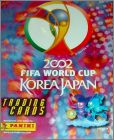2002 FIFA World Cup  - Korea Japan / Corée Japon - Cards