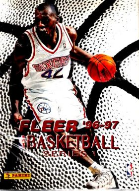 Fleer 96-97 Basketball Series 1