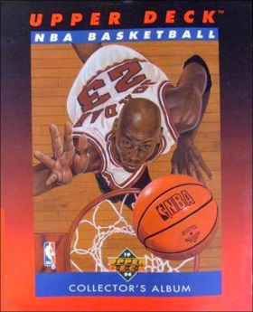 NBA Basketball 1994 - Upper Deck - Version UK