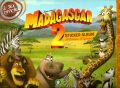 Madagascar 2 - Sticker Album - Preziosi - 2008
