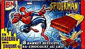 Spider-Man (cartes 3D) - BN - France - 2004