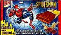 Spider-Man (Metallic card) - France