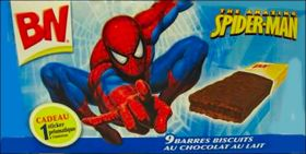 Spider-Man (The Amazing) - Cartes prismatiques - BN