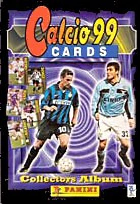 Calcio 99 - Cards
