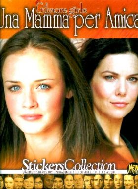 Gilmore Girls - Serie 2 - Stickers - Prominter - Italie 2006