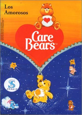 Les Bisounours / Care Bears / Los Amorosos (Pocket)