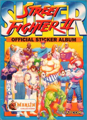 Super Street Fighter 2 - Merlin