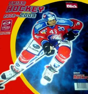 Swiss Hockey 2008/2009 - Album sticker Top Hockey