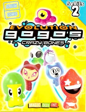 Gogo's Crazy Bones - Evolution - Série 2 - Magic Box Int