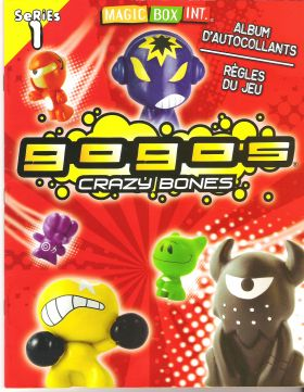 Gogo's Crazy Bones - Series 1 - Magic Box Int