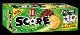 Score de LU  (Football 2008 Belgique)