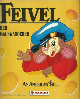 Feivel der Mauswanderer - An American Tail - Panini