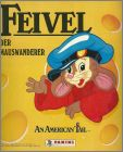 Feivel der Mauswanderer - An American Tail - Panini 1986