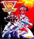 Saban's VR Troopers - Sticker Album - Panini - 1996