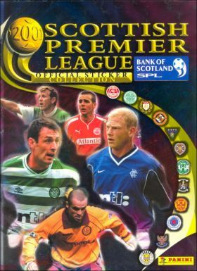 Scottish Premier League 2001