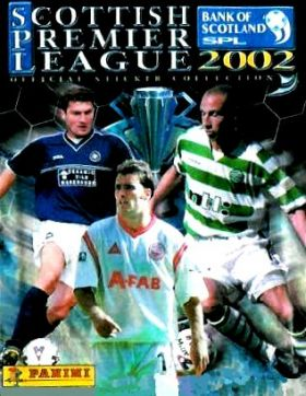 Scottish Premier League 2002
