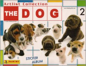 The Dog 2 - Artlist Collection - Panini - Mexique