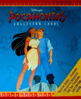Pocahontas - Collector Cards (Disney) - Angleterre