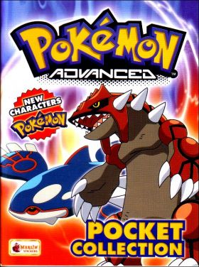 Pokemon Advanced - Pocket Collection - Merlin - Italie