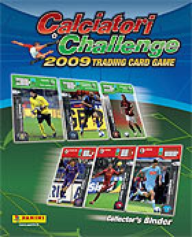 Calciatori Challenge 2009 - Trading Card Game