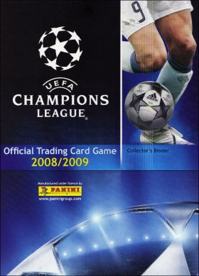 UEFA Champions League 2008/2009 - Official Trading Card Game