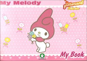 My Melody - Glittercard Collection - Italie