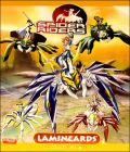 Spider Riders - Lamincards - Italie