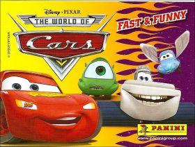 The World of Cars / Le Monde de Cars - Fast & Funny