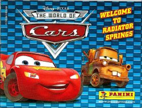 The World of Cars / Le Monde de Cars - Radiator Springs