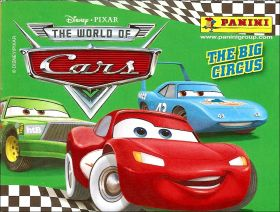 The World of Cars / Le Monde de Cars - The Big Circus