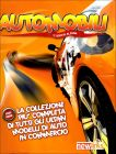 Automobili (Automobiles) Sticker Album Newlinks Italie 2007