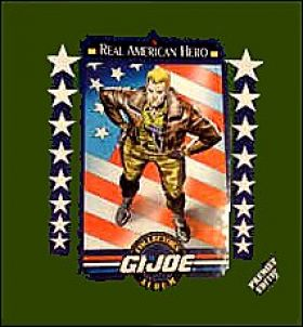 GI Joe Collector - A Real American Hero (Trading Cards)