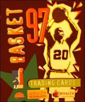 Basket 97 - Trading Cards