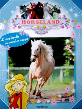 Horseland 2009 - Sticker Album - Hachette - France