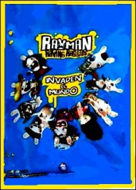 Rayman - Raving Rabbids - Invaden el Mondo (Cards)