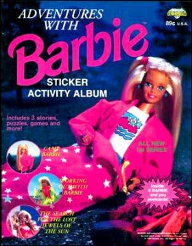 Aventures avec Barbie / Adventures with Barbie - Diamond