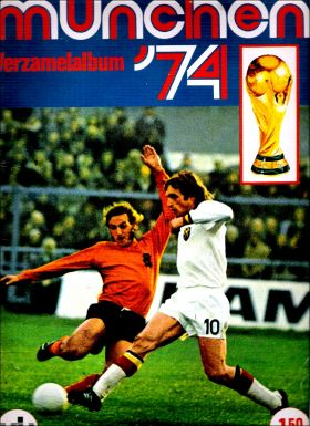 Van der Hout International Uitgaven Munchen 74 - France
