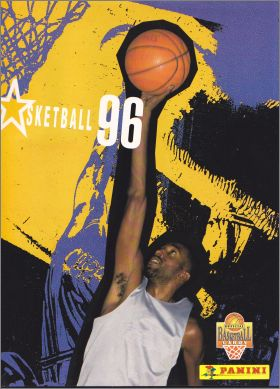 Official Basketball 1996 (cards)